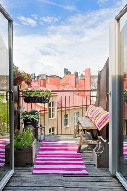 Tips For Decorating Small Balconies On a Budget 6