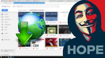 اليك أحدث واكثر من 100 كتاب إلكتروني في مجال الاختراق والحماية، مجاناً !