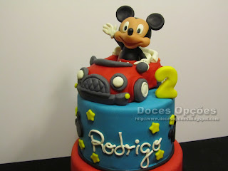 cake car mickey mouse disney