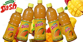 Bottled Mango Juice
