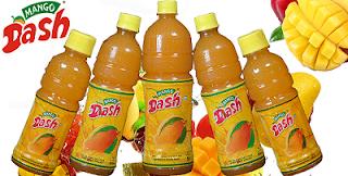 Bottled Mango Juice