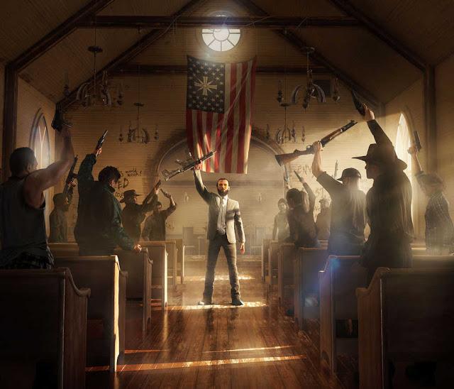 Ini Dia! ScreenShot Resmi Far Cry 5, yang WAJIB kalian ketahui 4