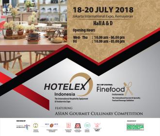 Hotelex 2018