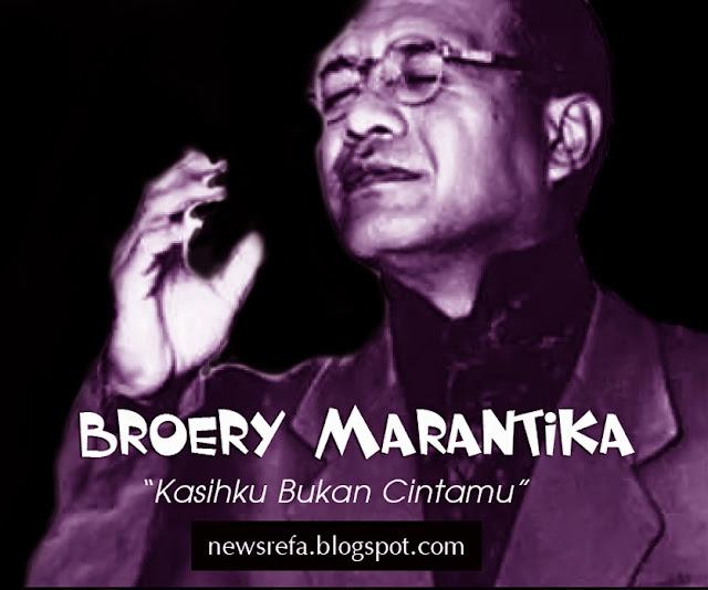 Chord Gitar Broery Marantika - Kasihku Bukan Cintamu