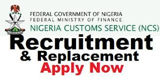 Nigeria Custom Service Application