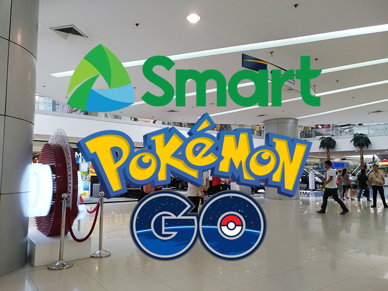 Smart's Pokemon GO Lure party!