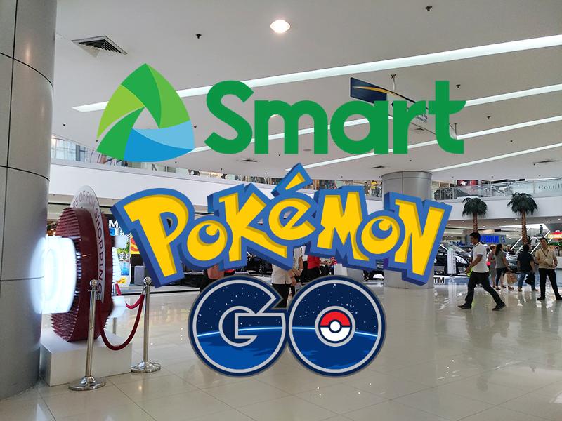 Smart's Pokemon GO Lure party!
