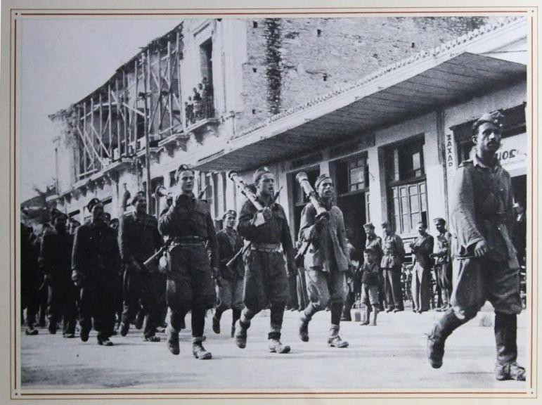 Εκδηλώσεις μνήμης για την απελευθέρωση της Λάρισας από την Γερμανική κατοχή - Πρόγραμμα εκδηλώσεων