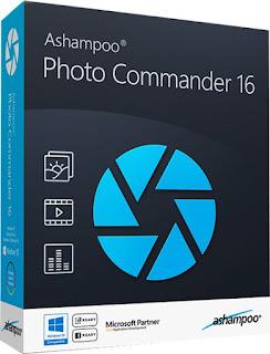 Ashampoo Photo Commander 16.0.0 (Español)(Organiza y Edita Tus Fotos)