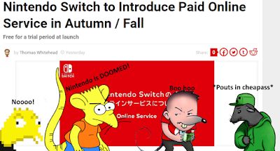 Nintendo Switch Haters