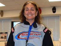 #NASCAR Race Mom enjoyed the Richard Petty Driving Experience.