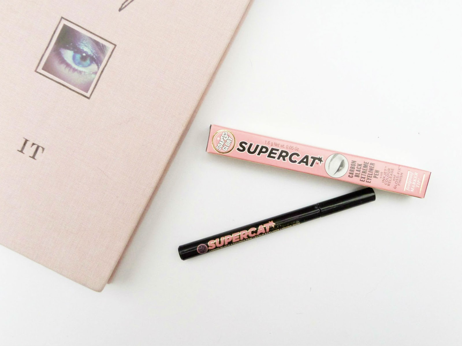 The Soap and Glory Supercat Eyeliner Pen