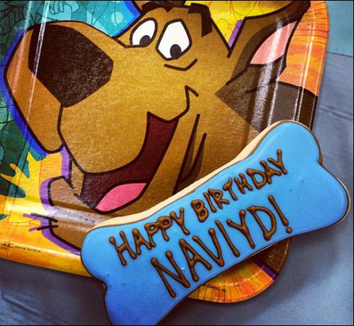 Scooby Doo Baby Shower Theme: The Posh Life Of Pampered Petite's: Naviyd Raymond Scooby