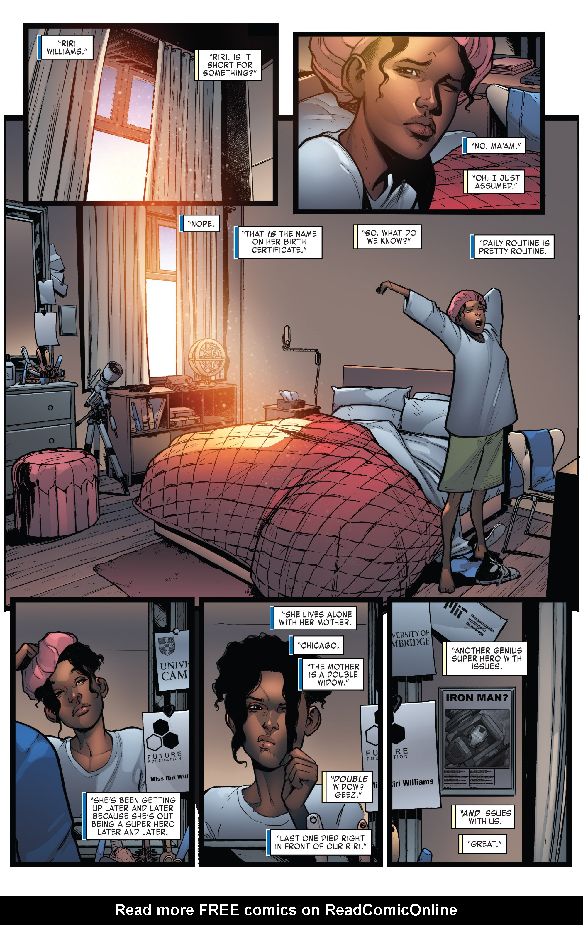 Read online Invincible Iron Man (2016) comic -  Issue #7 - 3