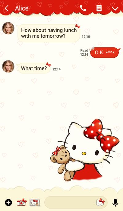 Hello Kitty Sketchbook