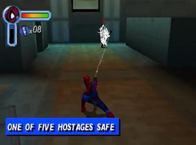 Download spiderman n64