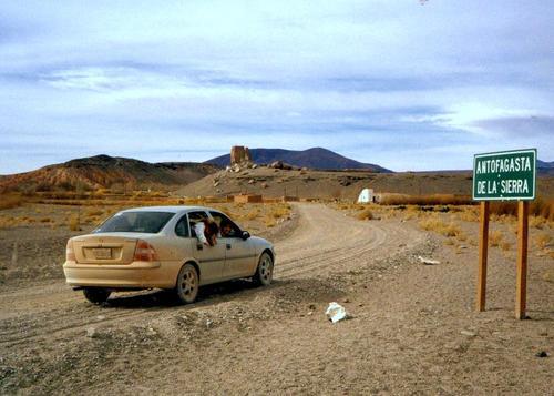 Aluguel de carro em Calama