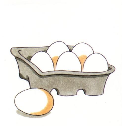 Image Gallery huevos dibujo