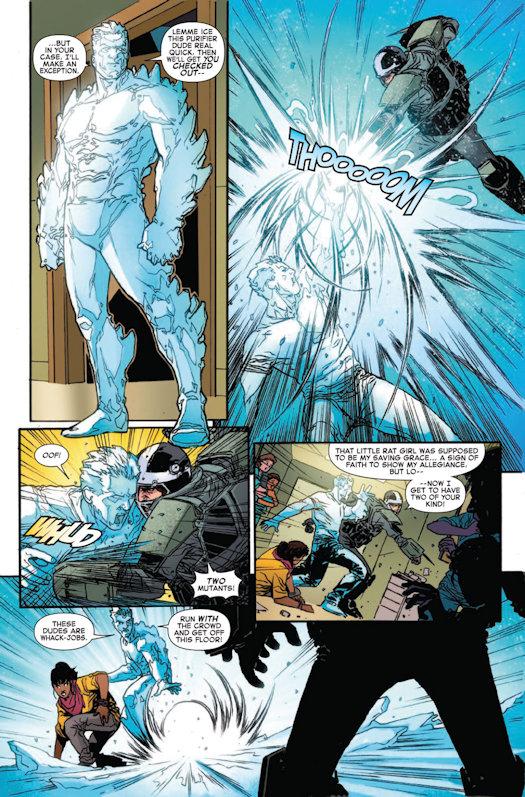 Marvel's ICEMAN - 1st Look