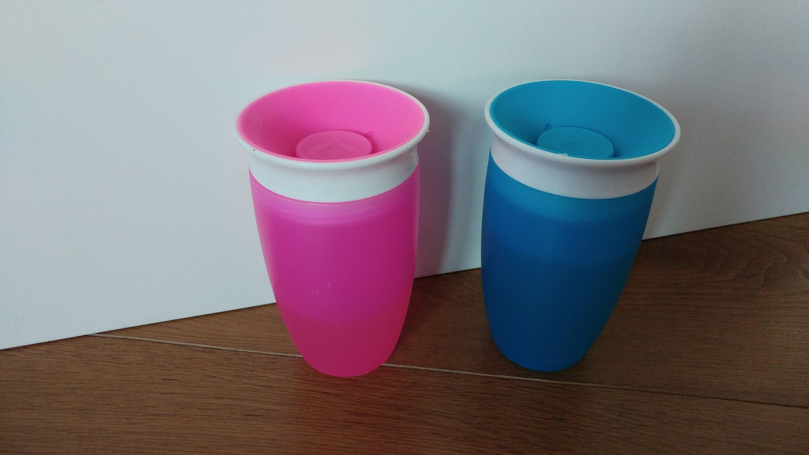 I've struggled to find a decent cup that both Keira and Joshua like, as well as being easy to clean. Cue the Munchkin Miracle 360!