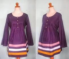 Baju Hamil Muslim Gamis Model 2015