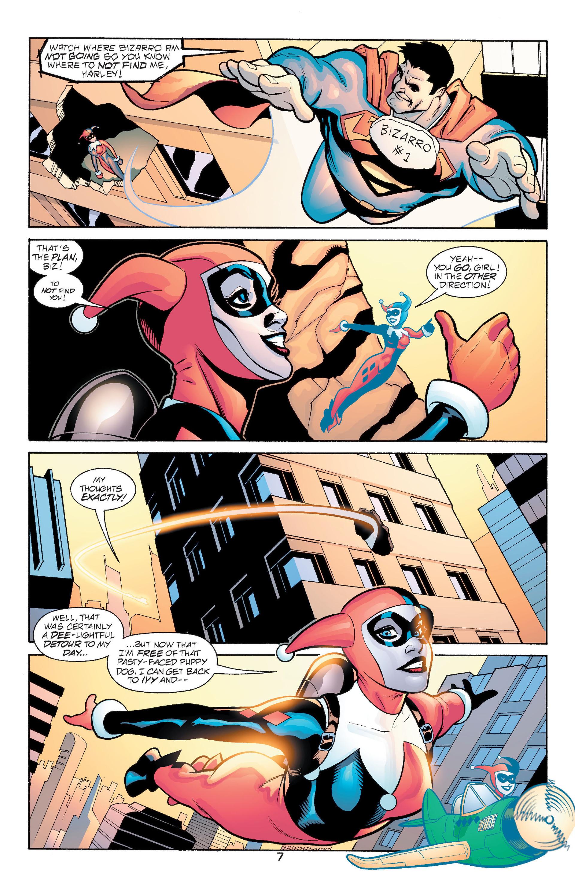 Harley Quinn (2000) Issue #17 #17 - English 7