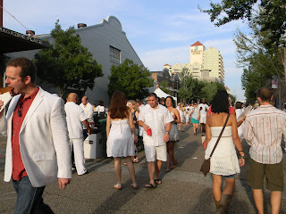 Event: Whitney White Linen Night (New Orleans, LA)