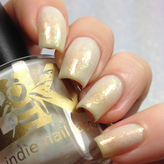 Bees Knees Lacquer-The White Witch