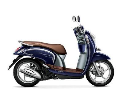 Oli Motor Matic Yang Bagus Untuk Honda Scoopy eSP