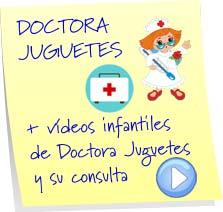 videos doctora juguetes