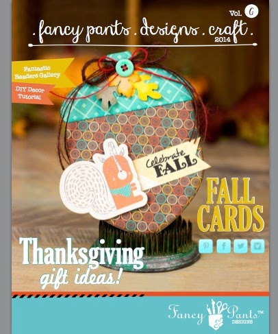 Fancy Pants Designs October 2014 Newsletter