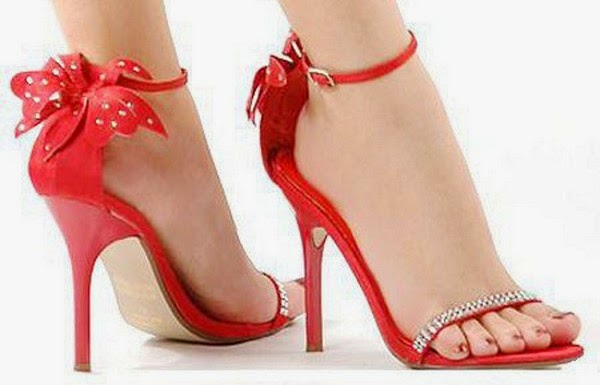 8d075952eb530e She247  Latest Bridal Shoes Trend In Pakistan 2014