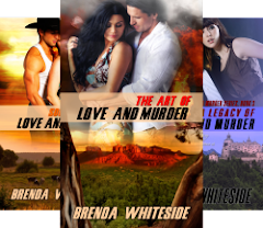 Love and Murder Series Getting Rave Reviews