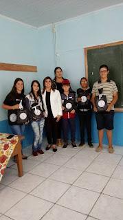 EDUCAÇÃO: Premiação aos alunos destaques da Escola Dr. Cláudio Teixeira Bulcão