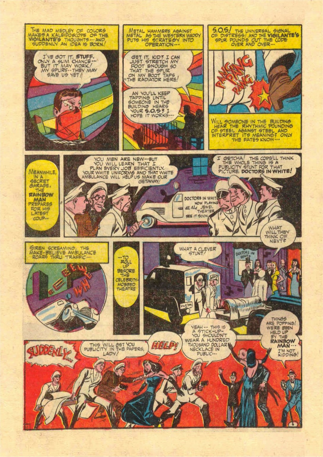 Read online Action Comics (1938) comic -  Issue #46 - 27