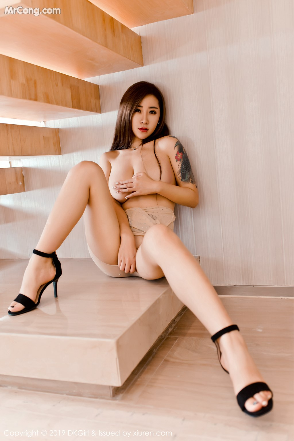 Image DKGirl-Vol.109-Cier-MrCong.com-013 in post DKGirl Vol.109: 雪儿Cier (49 ảnh)