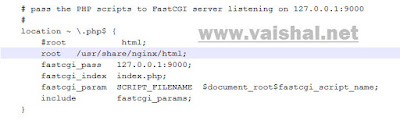 Cara Mengatasi File not found. Nginx Web Server