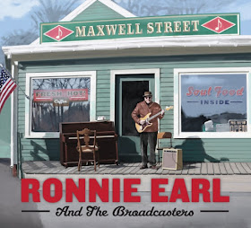 Ronnie Earl and the Broadcasters' Maxwell Street