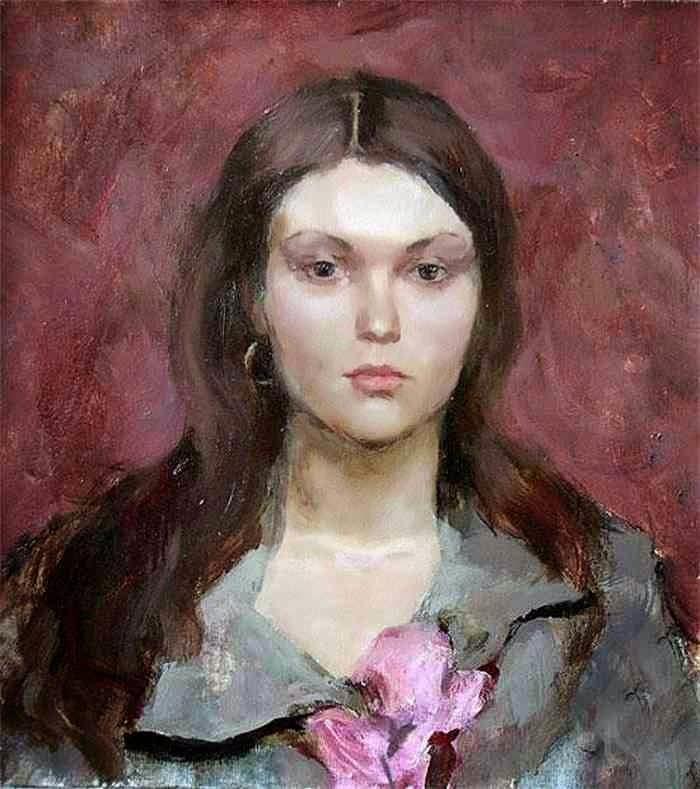 Реалистическая живопись. Anna Marinova