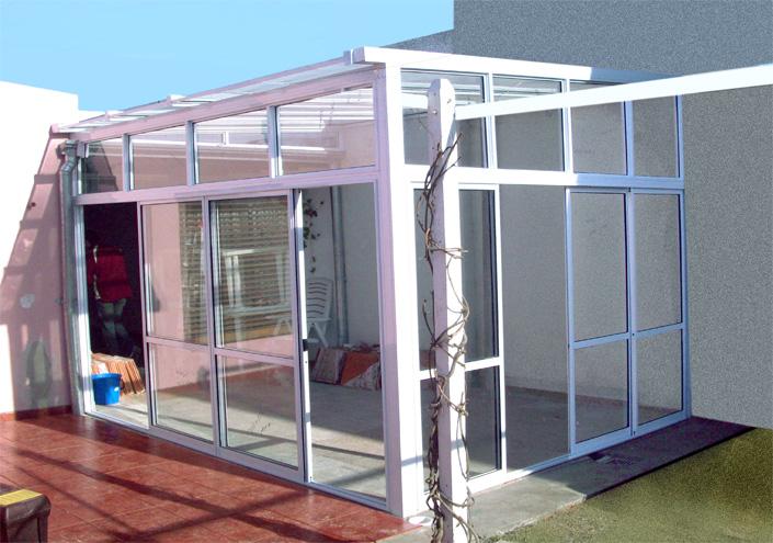 Cerramientos en m laga 609 368 754 presupuesto gratis - Cerramientos de pvc para terrazas ...