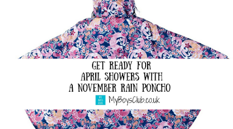 Get Ready for April Showers with a November Rain Poncho (REVIEW)