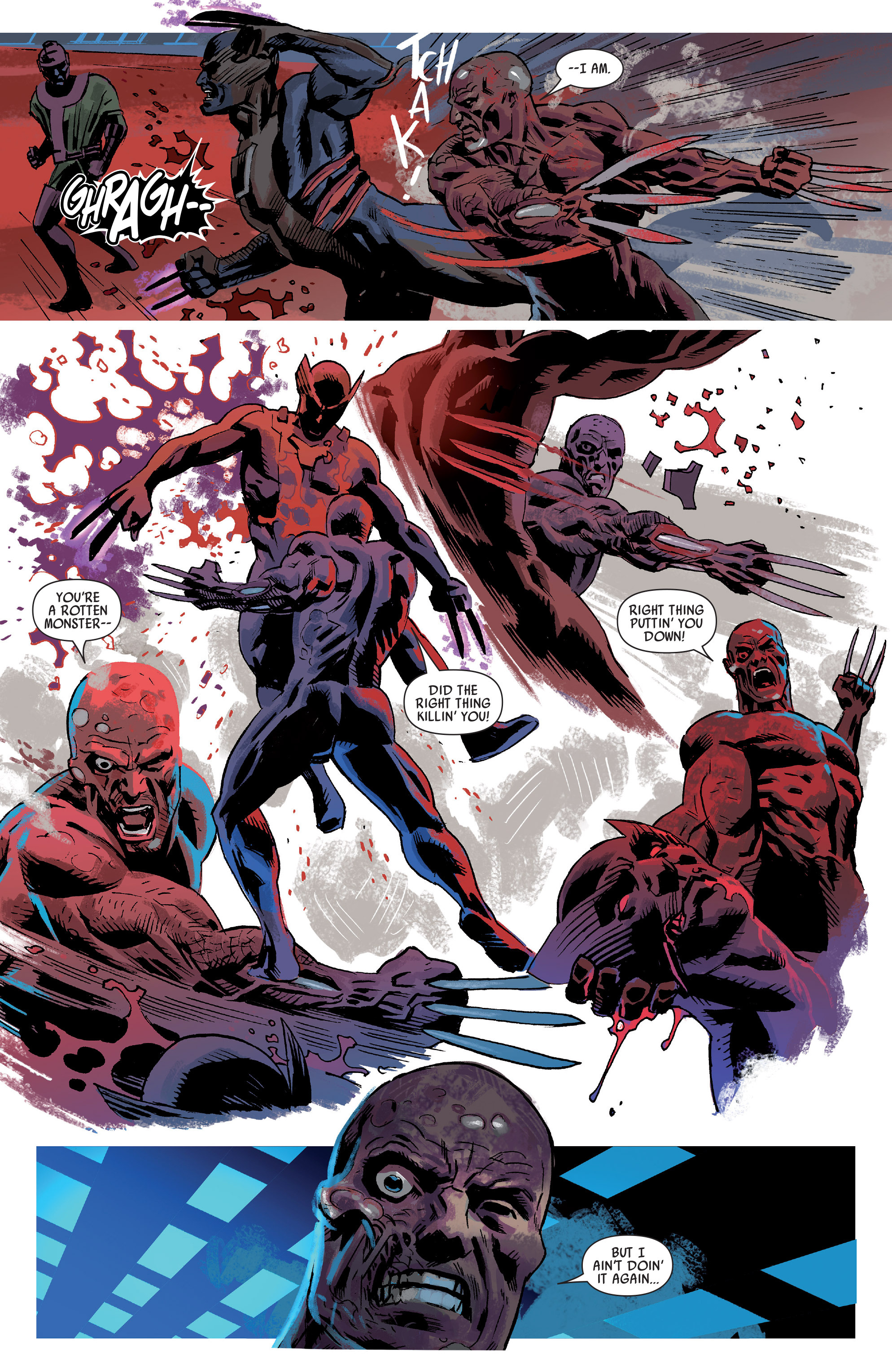 Read online Uncanny Avengers (2012) comic -  Issue #20 - 12