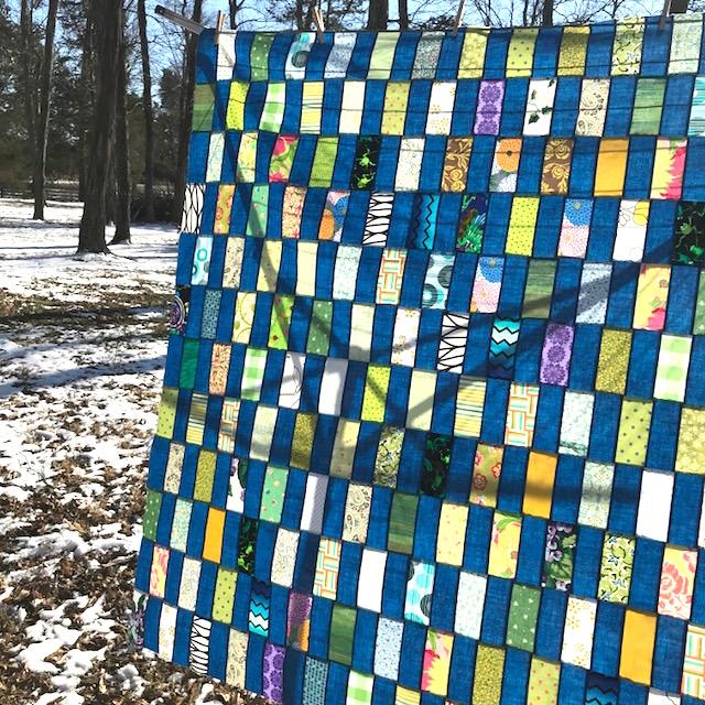 Confessions of a Fabric Addict: Make-A-List Monday - A Mixed Bag! : sandwich quilt instructions - Adamdwight.com