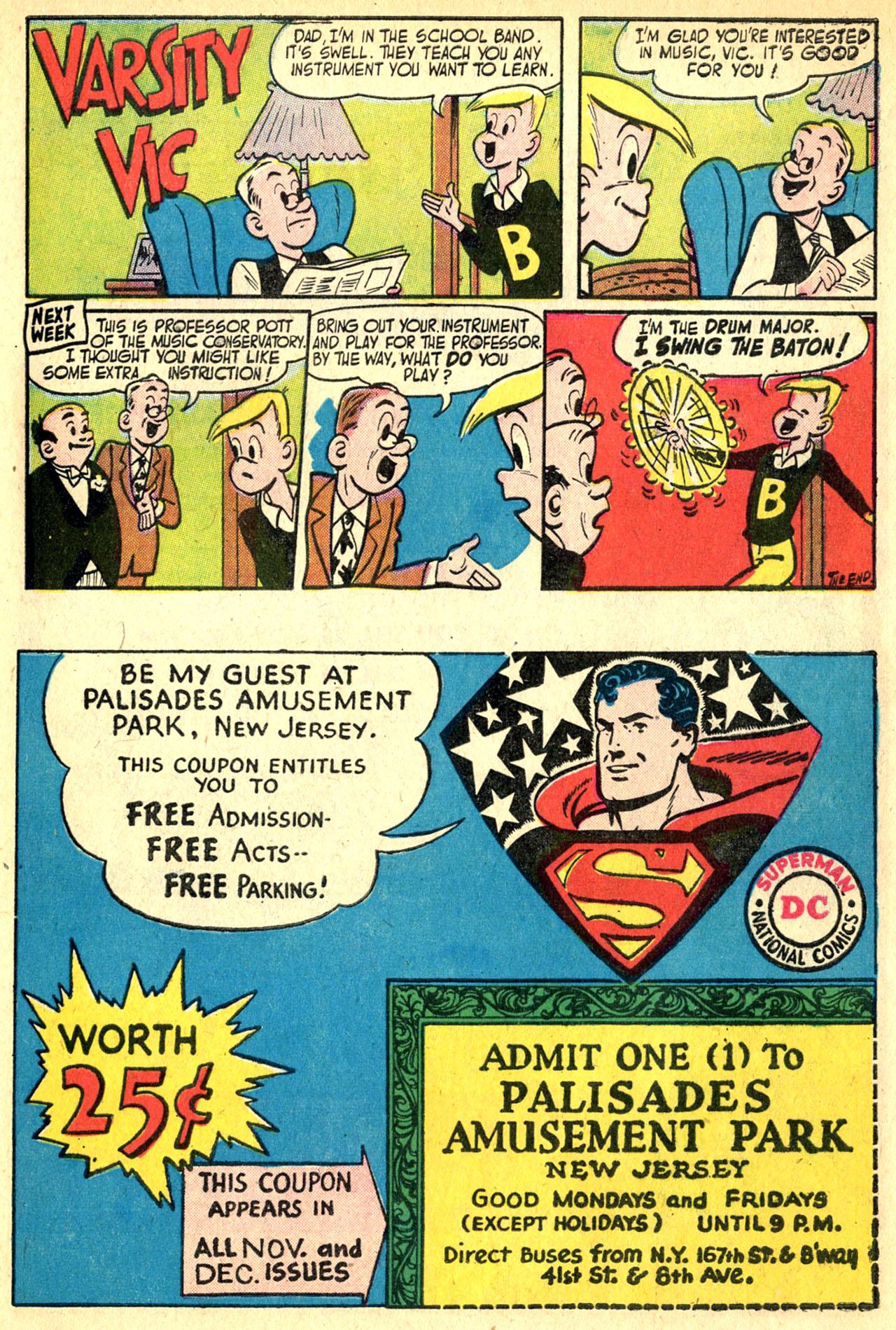Read online Detective Comics (1937) comic -  Issue #249 - 33