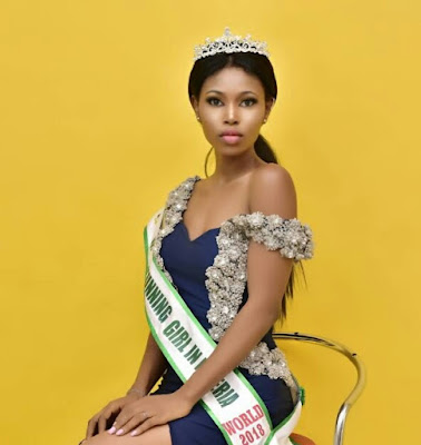 Most Stunning Girl In Nigeria