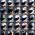 Pack de Capacetes (25 capacetes)(roupa)