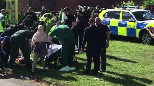 Kejadian Buruk Saat Merayakan Hari Lebaran (Eid), Newcastle