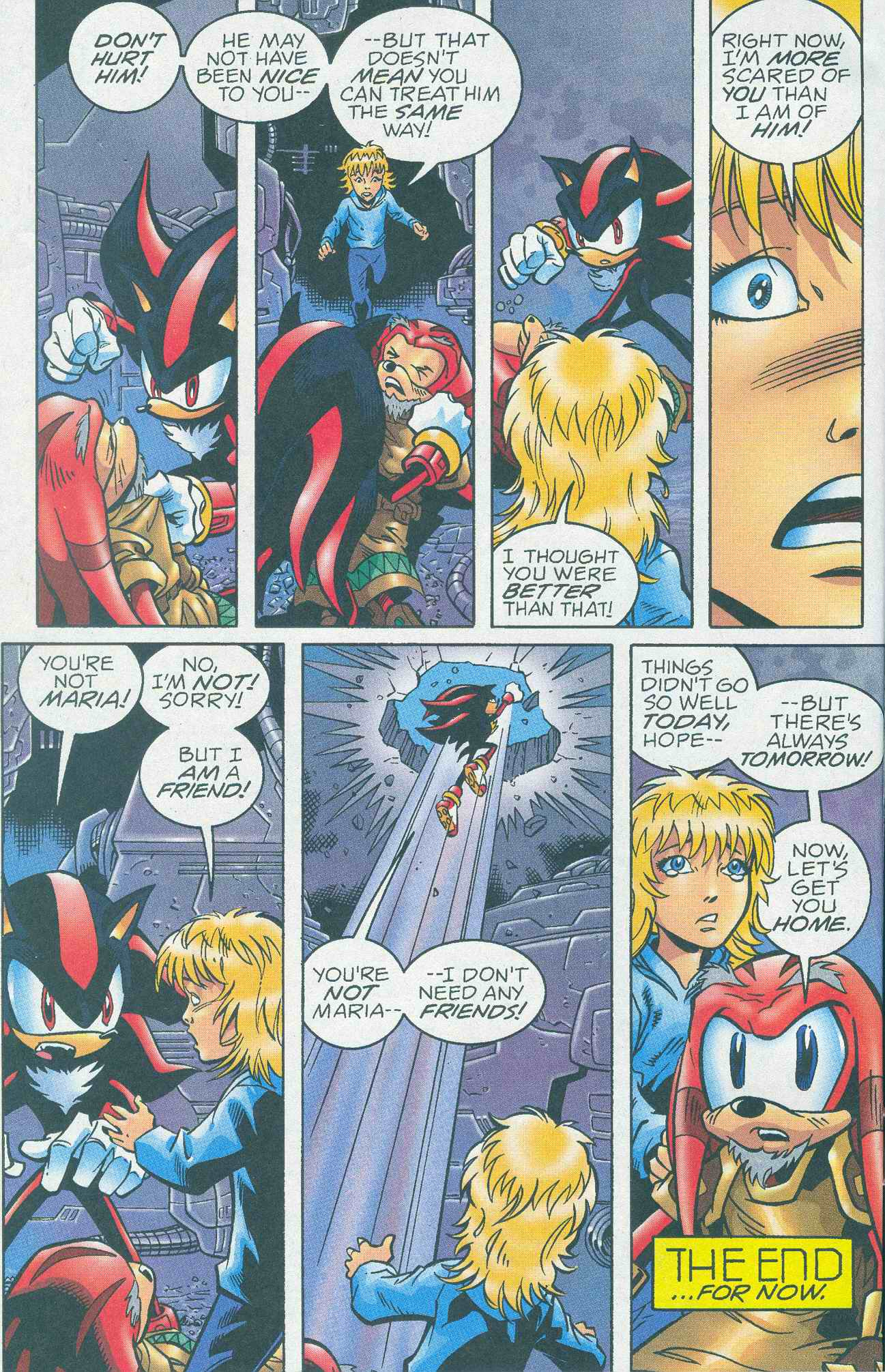 Read online Sonic The Hedgehog comic -  Issue #145 - 11