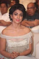 Shriya Saran in Stunning White Off Shoulder Gown at Nakshatram music launch ~  Exclusive (36).JPG