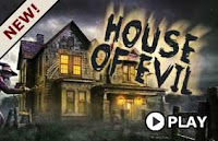 House Of Evil a #HiddenObjectGame by #Hidden4Fun! #HalloweenGames #SpookyGames